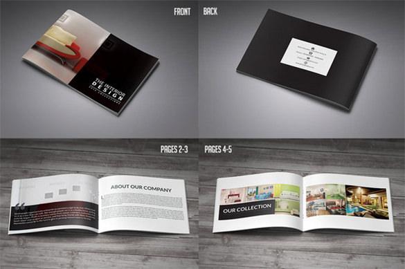 27 Beautiful PSD Product Brochure Templates Free & Premium Templates
