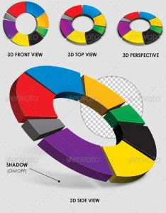 Psd  pie chart generator also template free word excel pdf format download rh