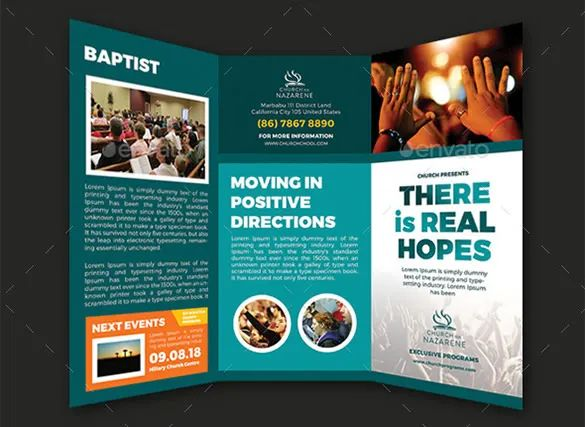 download free brochure templates