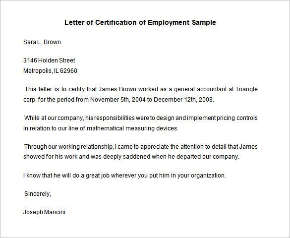 40+ Employment Certificates - PDF. DOC   Free & Premium Templates