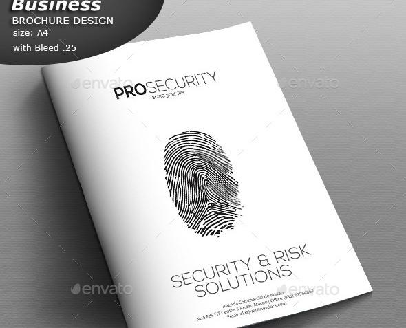 40 Brochure Design Ideas And Examples! Free & Premium Templates