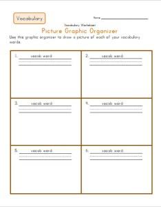 blank vocabulary worksheet templates free word pdf documents also template bire andwap rh