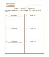 7+ Blank Vocabulary Worksheet Templates - Word, PDF | Free ...