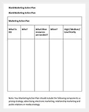 Action Plan Template – 129+ Free Word, Excel, PDF Format Download ...