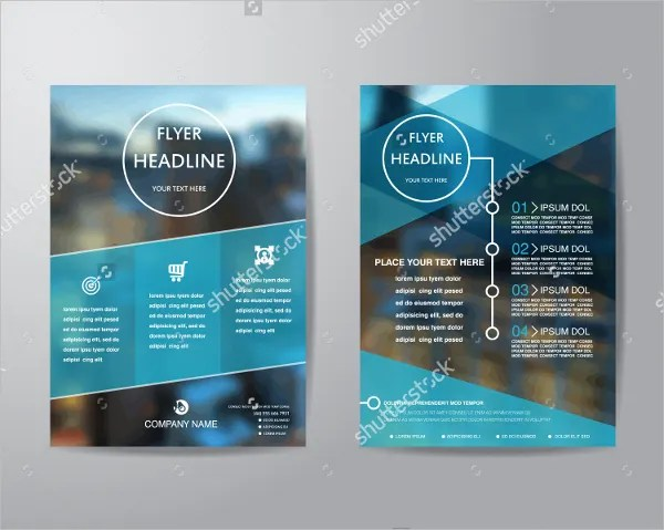16 Marketing Brochure Templates – Free Sample Example Format
