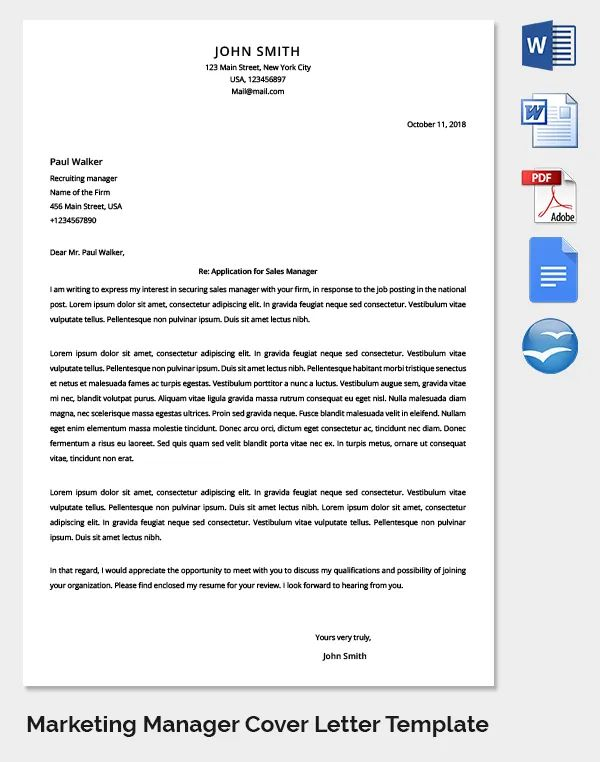 how to write a marketing report sample
