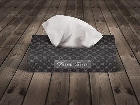 Download 10+ Tissue Box Templates & Designs - PSD | Free & Premium ...