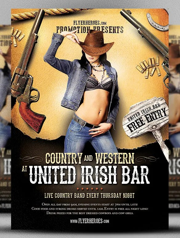 25 creative western flyer