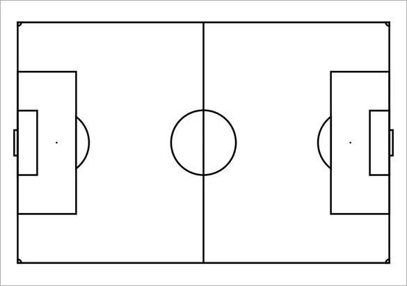 football pitch diagram to print skunk skeleton 9 printable templates free premium template word download