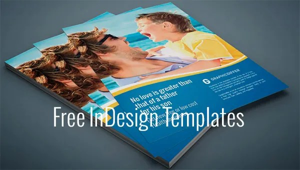 Evoke the great outdoors with this timeless poster template. 49 Best Free Indesign Templates Free Premium Templates