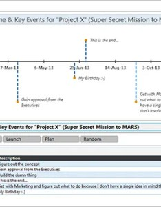Project timeline template for excel key event chart sample also templates doc pdf free  premium rh