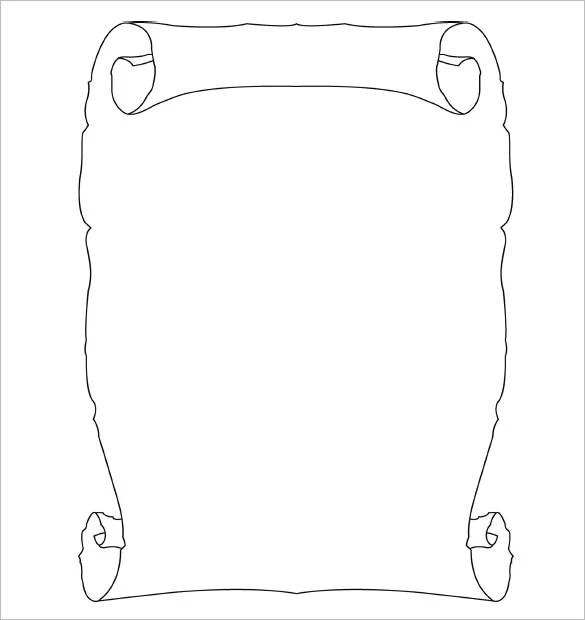 13+ Scroll Paper Templates & Psd Designs!  Free & Premium