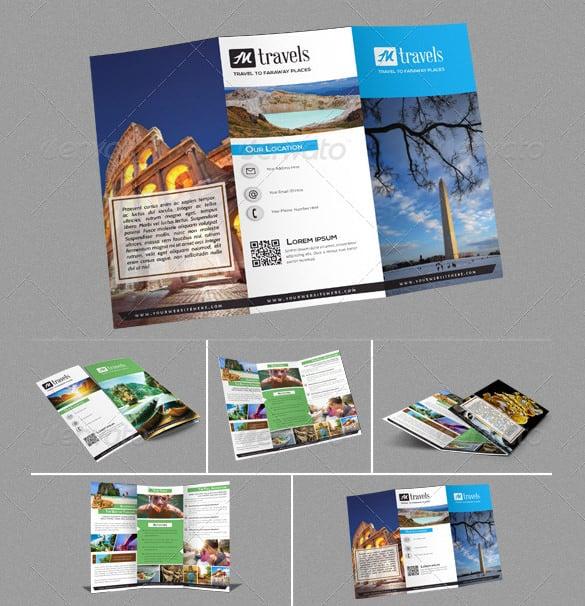 Sample Travel Brochure Boracay Brochure Page Boracay Philippines