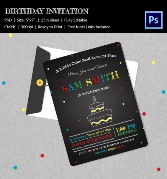 Free Animated Birthday Invitation Templates Wedding Invitation – Free Animated Birthday Invitations