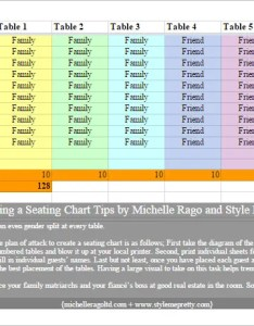 Wedding seating chart template example excel also free printable word pdf ppt google rh