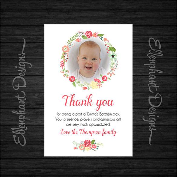105 Thank You Cards Free Printable PSD EPS Word PDF