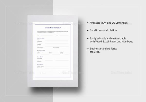 24+ Fact Sheet Templates - PDF, DOC | Free & Premium Templates