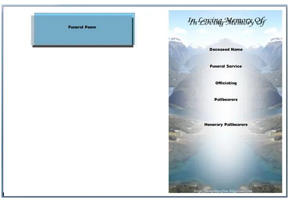 powerpoint template for funeral