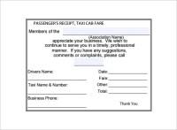 10+ Taxi Receipt Templates - DOC, PDF | Free & Premium ...