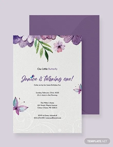 49 birthday invitation templates psd