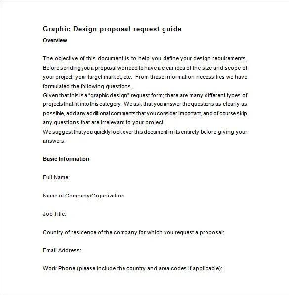 23 design proposal templates