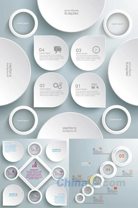 19 Free Infographic PSD Templates  Free  Premium Templates