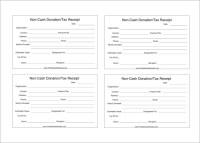 18+ Donation Receipt Templates - DOC, PDF   Free & Premium ...