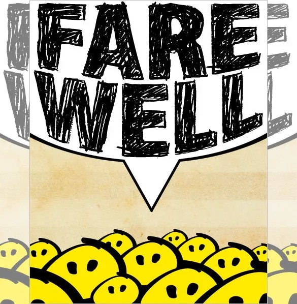 farewell card template word april onthemarch co