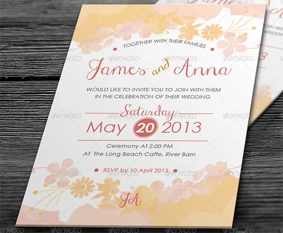 Wedding Invitation Card Envelope  Paperinvite