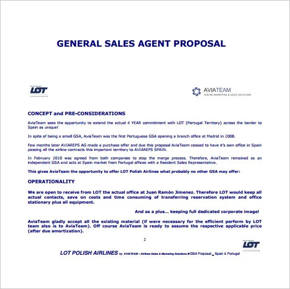 Sales promotion research proposal