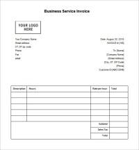 17+ Business Receipt Templates - DOC, PDF | Free & Premium ...