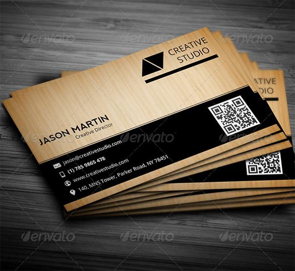 Furniture Design Visiting Card