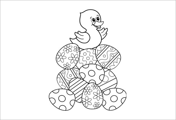 21 Easter Coloring Pages Free Printable Word Pdf Png Jpeg Eps Format Download Free Premium Templates