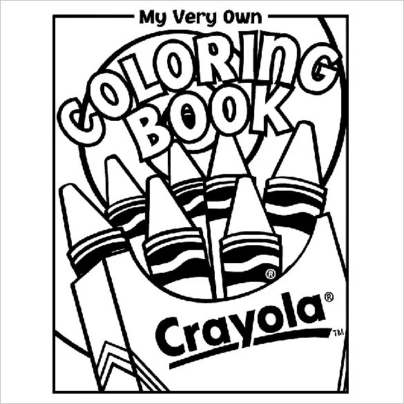 crayola coloring pages # 25