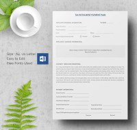 Payment Plan Agreement Template - 12+ Free Word, PDF ...