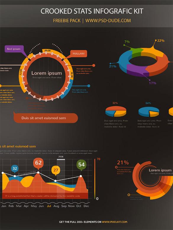 Top 21 Websites To Download Infographic Elements