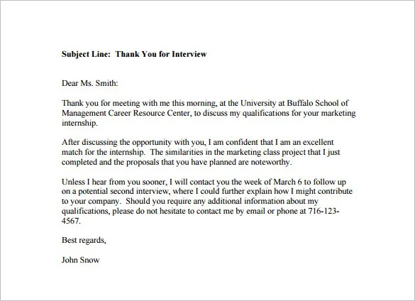letter to recruiter thank you letter to recruiter 10 free