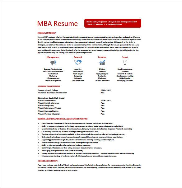 Mba graduation thesis