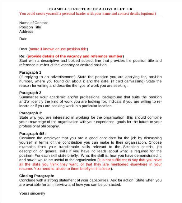44 Personal Letter Templates  PDF DOC  Free  Premium Templates