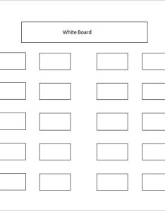 Classroom seating chart for high school free word also template  sample example format rh