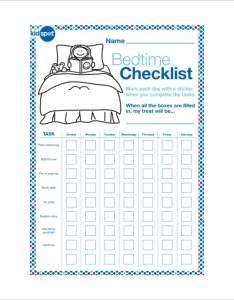 Free bedtime reward chart pdf downlaod also templates doc excel  premium rh template