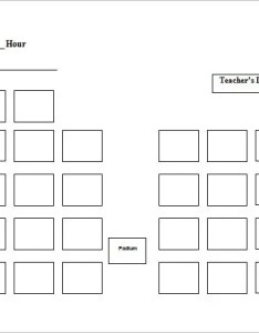 Class room seating chart free word download also template excel pdf format rh