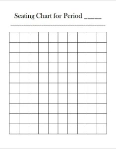 Classroom seating chart template pdf format also  free sample example rh