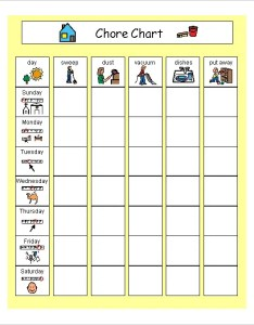 Modern family schedule chore chart download also templates word pdf free  premium rh template