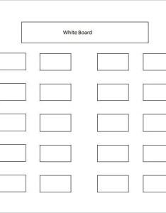 Classroom seating chart for high school free word also template examples in pdf excel rh