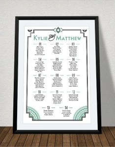 Printable seating chart template for wedding also templates pdf doc free  premium rh