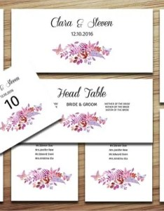 Printable wedding seating chart template also templates pdf doc free  premium rh