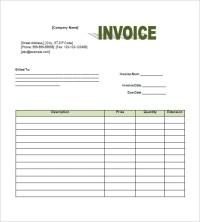6+ Retail Invoice Templates - DOC, PDF | Free & Premium ...
