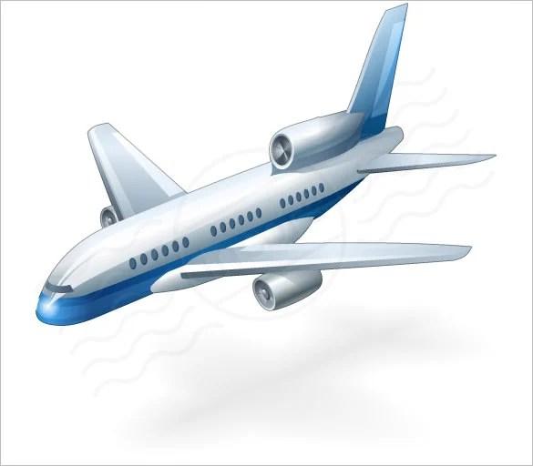 Air plane icon
