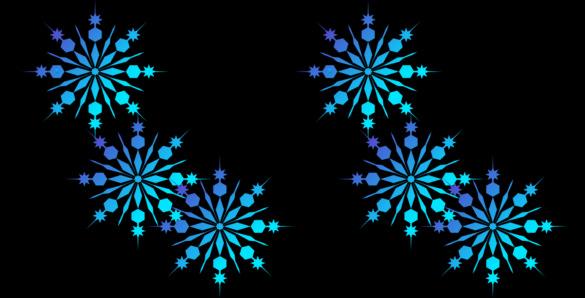 6 Frozen Snowflake Templates Free Printable Word PDF